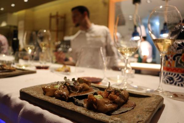 Spoonik Restaurant Gourmet Food Tasting11
