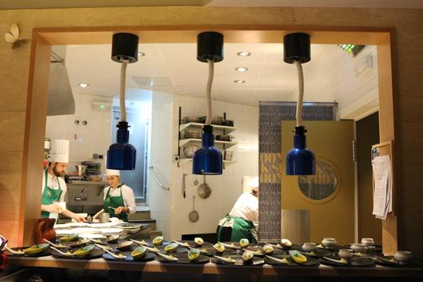 Spoonik Restaurant Gourmet Food Tasting5