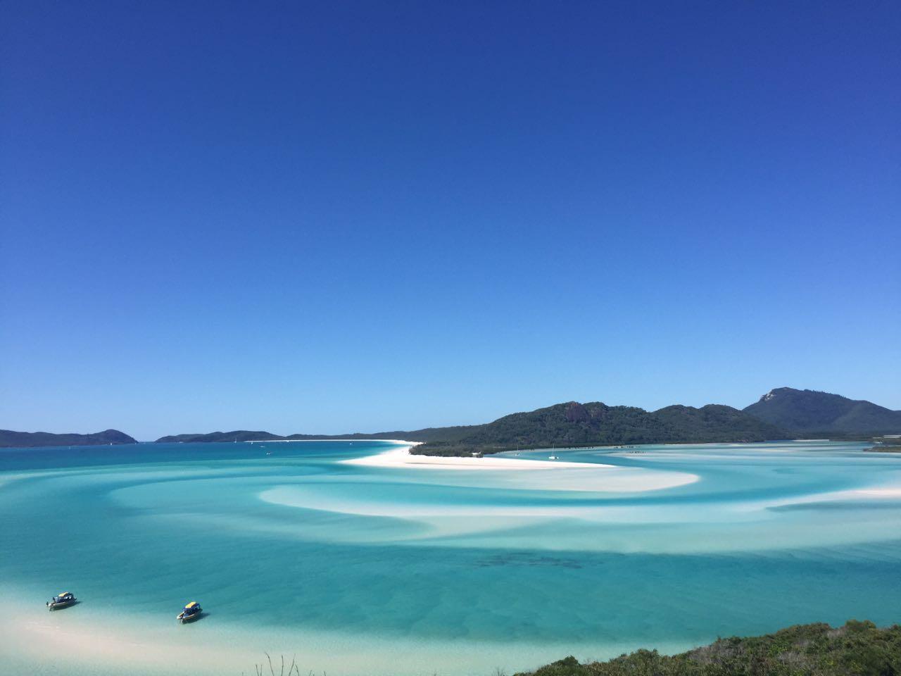 Avustralya'nın En Güzel Plajı: Whitehaven Beach - Keyifli