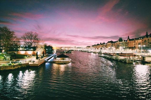 Stockholm-Night-View