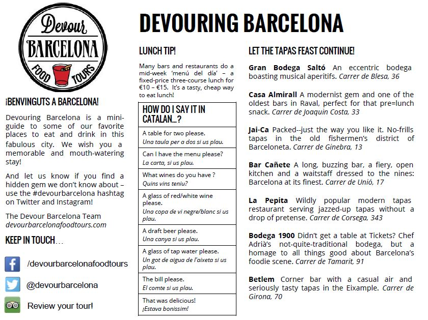 Barcelona Restaurant Guide & Tips-1