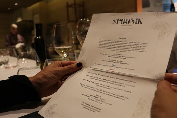 Spoonik Restaurant Gourmet Food Tasting10