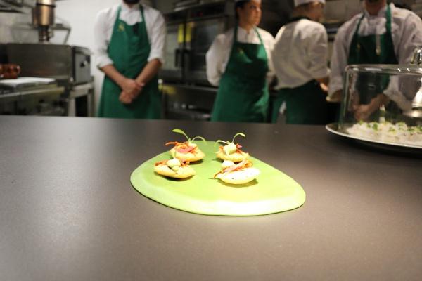 Spoonik Restaurant Gourmet Food Tasting3
